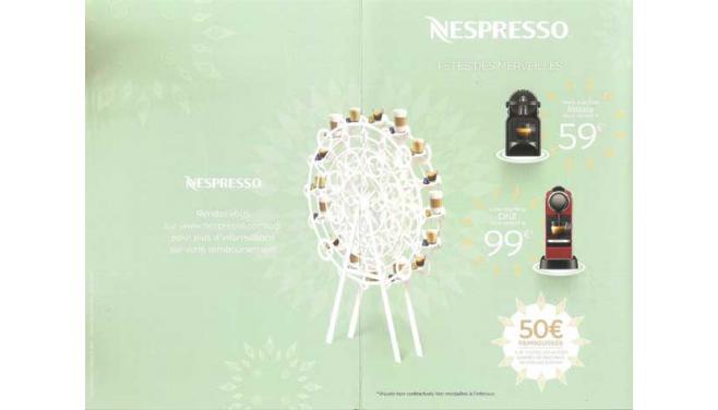 Offre Nespresso