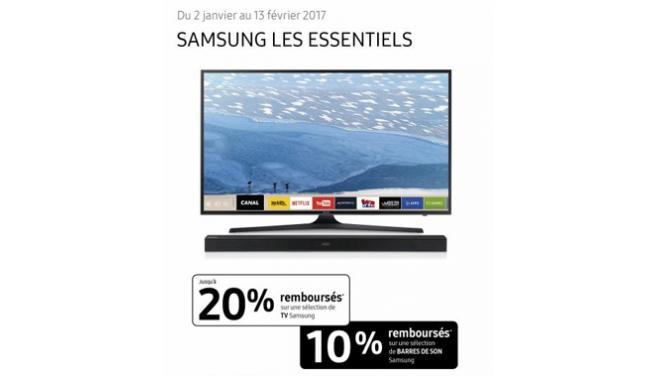 Offres Samsung